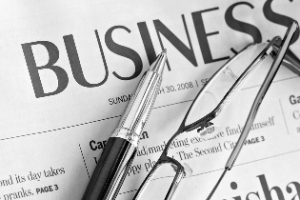 bigstock-Business-Newspaper-Headline-3043694